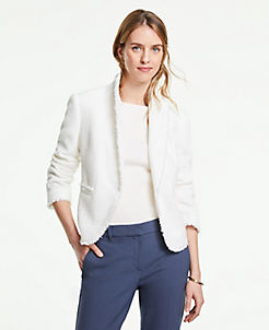 fefbe8d5031b Petite Jackets, Coats, and Outerwear for Women | ANN TAYLOR