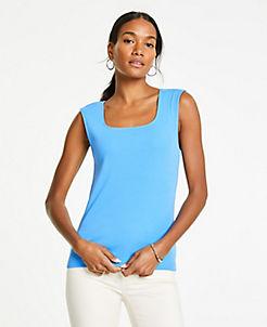 e48ab426 Petite Tops & Blouses for Women | ANN TAYLOR