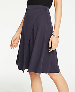5f76b7f19 Skirts: Denim, Pleated, Midi, Wrap, Fringe & More | ANN TAYLOR