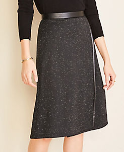 top-rated good texture newest selection Skirts: Denim, Pleated, Midi, Wrap, Fringe & More | ANN TAYLOR