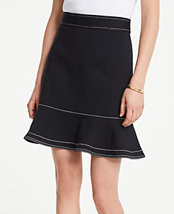de1c7d7b0 Petite Skirts for Women: Pencil, A-Line, & More | ANN TAYLOR