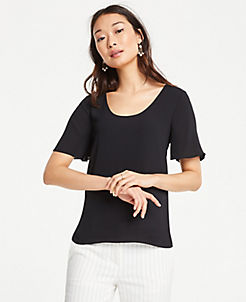 f6378d63dfe Blouses & Tops for Women | ANN TAYLOR
