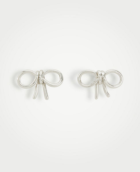 bow-stud-earrings by ann-taylor