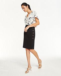 483ee6b52 Pencil Skirts: Plaid, Denim, & Lace Skirts | ANN TAYLOR