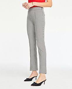 58b9bffc78fb Pants for Women: Linen, Pleated, Gingham & All Styles | ANN TAYLOR