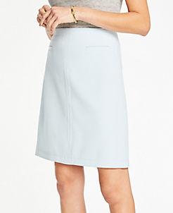 bc7e002c88 Petite Skirts for Women: Pencil, A-Line, & More | ANN TAYLOR