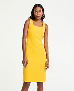 c682c303 Stylish Petite Dresses: Wrap & Sweater Dresses | ANN TAYLOR