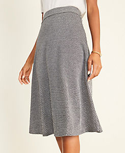 a764a28420 Skirts: Denim, Pleated, Midi, Wrap, Fringe & More | ANN TAYLOR