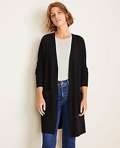 2893fa1f2b1 Cardigan Sweaters for Women | ANN TAYLOR