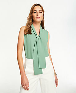 22f6f6a64efd31 Work Blouses & Tops for Women | Ann Taylor