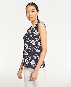 1132c2a5436491 Petite Tops & Blouses for Women | ANN TAYLOR