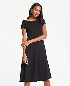 9b870860e4c29a Stylish Petite Dresses: Wrap & Sweater Dresses   ANN TAYLOR