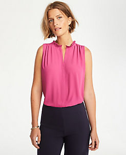 ef81c5725260 Sale Tops: Women's Shirts & Blouses on Sale | ANN TAYLOR