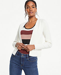 09805b8dec415e Sweaters for Women: Cardigans, Turtlenecks & Tunics | ANN TAYLOR