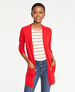 957c9858d2c1 Cardigan Sweaters for Women | ANN TAYLOR
