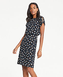 d1ac006e475f Stylish Petite Dresses: Wrap & Sweater Dresses | ANN TAYLOR