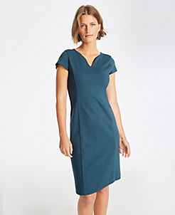 6a1c4cdc21ae Stylish Petite Dresses: Wrap & Sweater Dresses | ANN TAYLOR