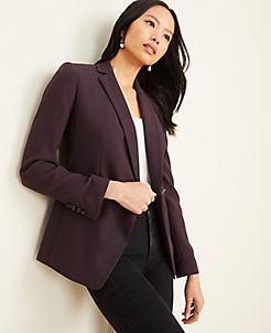 f06e0cd4bf Blazers for Women | ANN TAYLOR