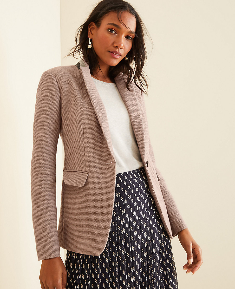 The Hutton Blazer in Tweed