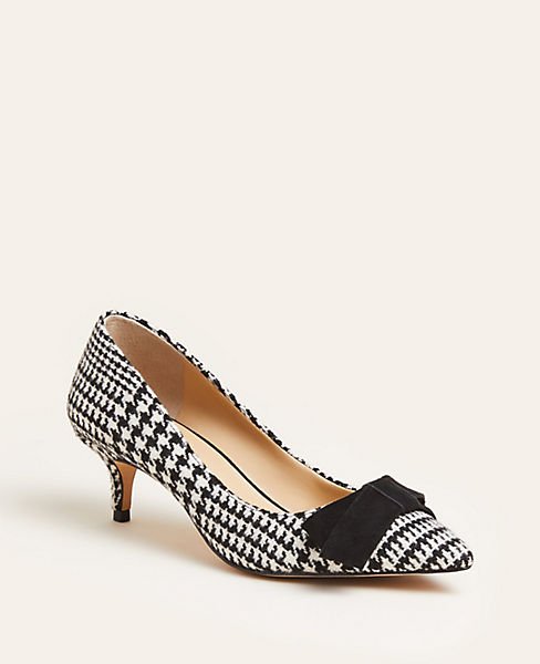 Image result for reese houndstooth pump