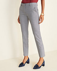 20478c792f Curvy Fit Pants: Straight Leg, Ankle Pants & Trousers | ANN TAYLOR