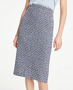 dd45f7239 Petite Skirts for Women: Pencil, A-Line, & More | ANN TAYLOR