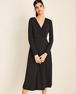 Midi Mid Length Dresses For Women Ann Taylor