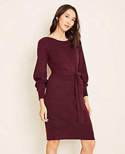 Stylish Petite Dresses: Wrap & Sweater Dresses | ANN TAYLOR