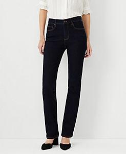 Ann Taylor Woman/'s Size 8 White Modern Slim Denim Jeans $89.00 64