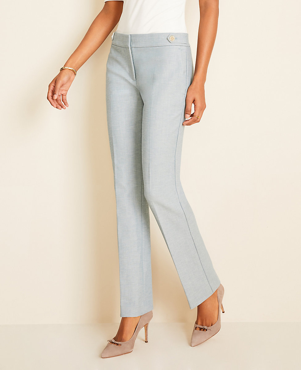 The Petite Straight Pant