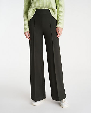 The Easy Wide Leg Pant