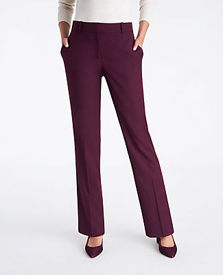 Ann Taylor THE PETITE STRAIGHT PANT