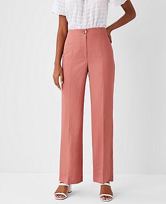 The Full Length Seamed Pant