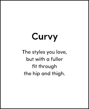 Curvy Pants