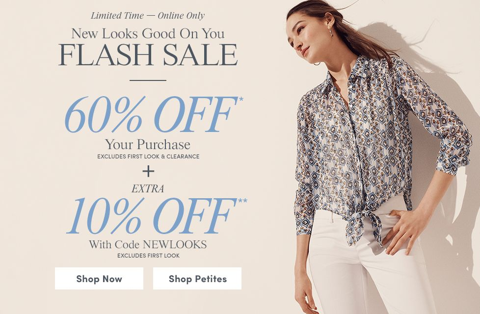 a2c7eee0473f Ann Taylor Factory | Affordable Women's Clothing and Accessories