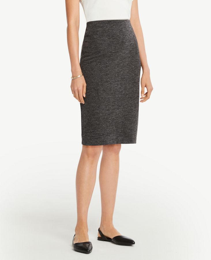 b71583db81 Easy Knit Pencil Skirt