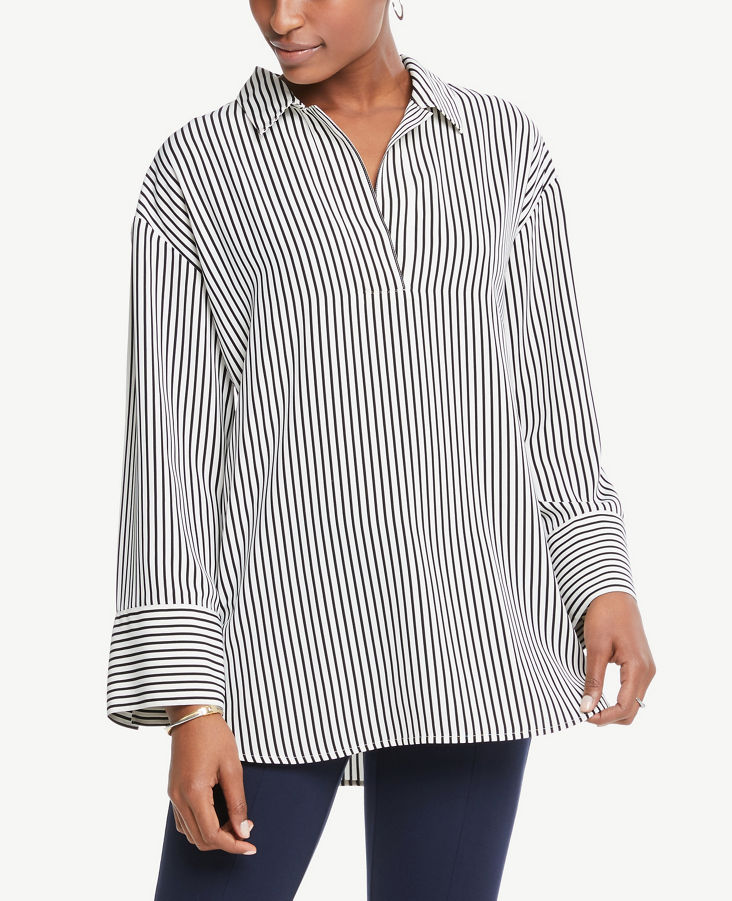 c7e69477a07 Striped Tunic Shirt