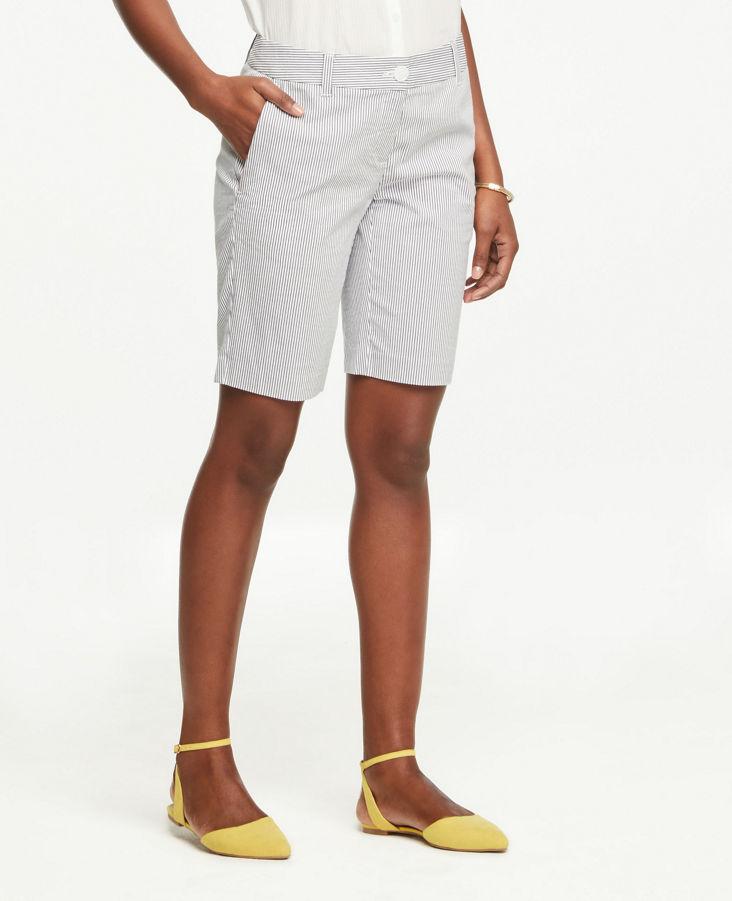retail prices purchase genuine the latest Seersucker Shorts with 10 Inch Inseam