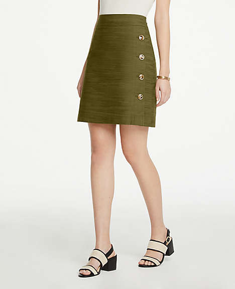 bcfb395c3d Deals on Skirts for Women | Ann Taylor Factory Outlet