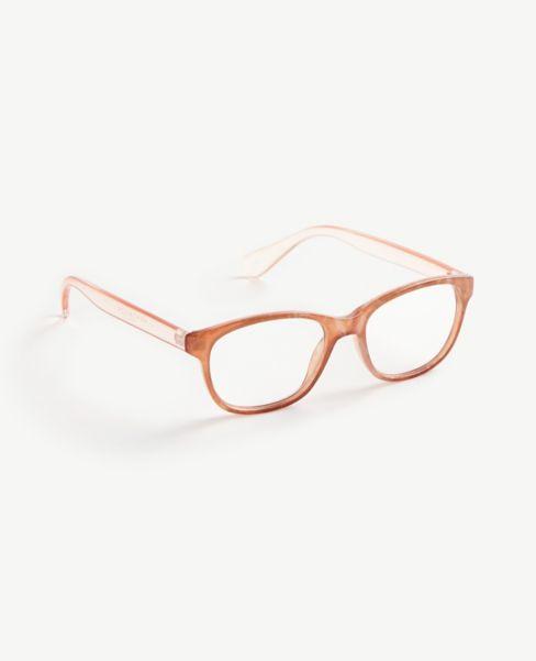 Ann Taylor Marbleized Reading Glasses