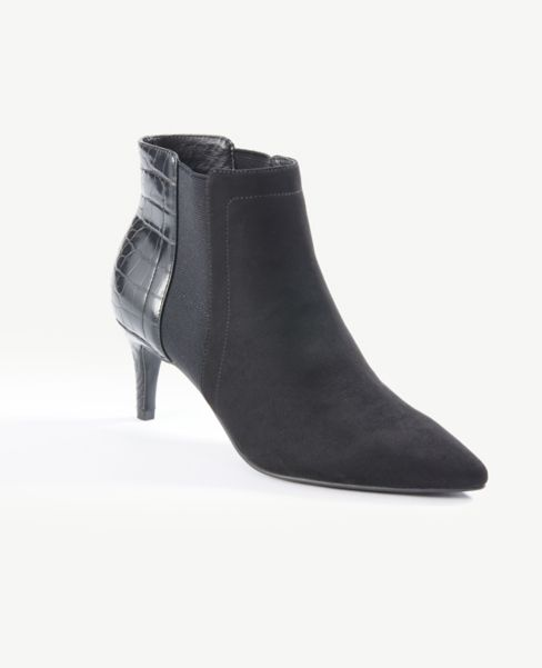 Ann Taylor Pointy Toe Booties