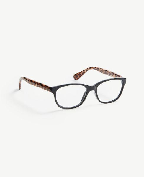 Ann Taylor Cheetah Print Reading Glasses