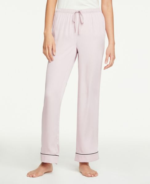 Ann Taylor Blossom Pajama Pants