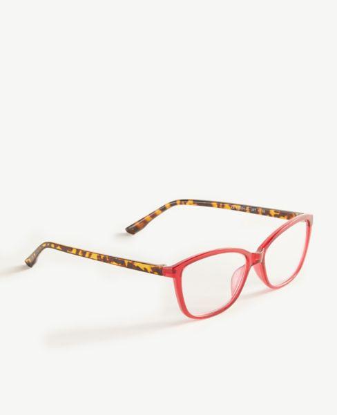 Ann Taylor Tortoiseshell Print Arm Reading Glasses