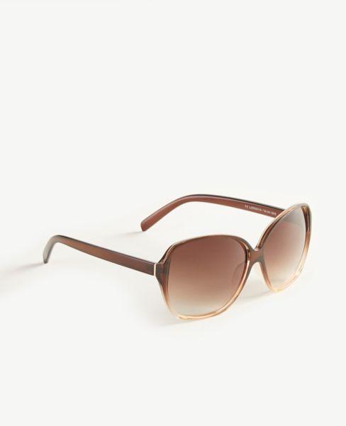 Ann Taylor Ombre Square Sunglasses