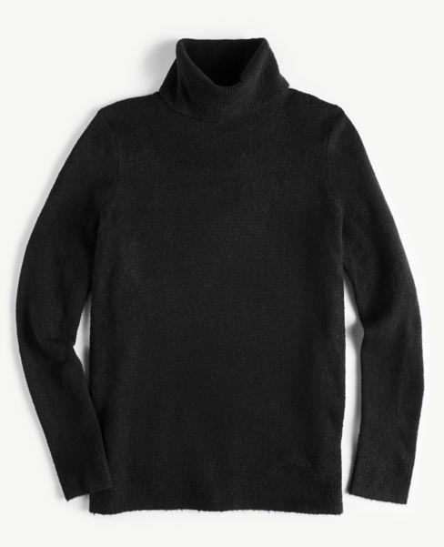 Ann Taylor Cozy Turtleneck Sweater