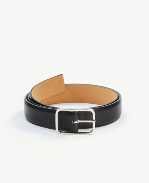 Ann Taylor Curved Rectangle Belt