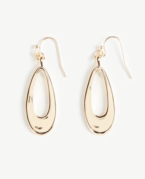 Ann Taylor Acetate Earrings