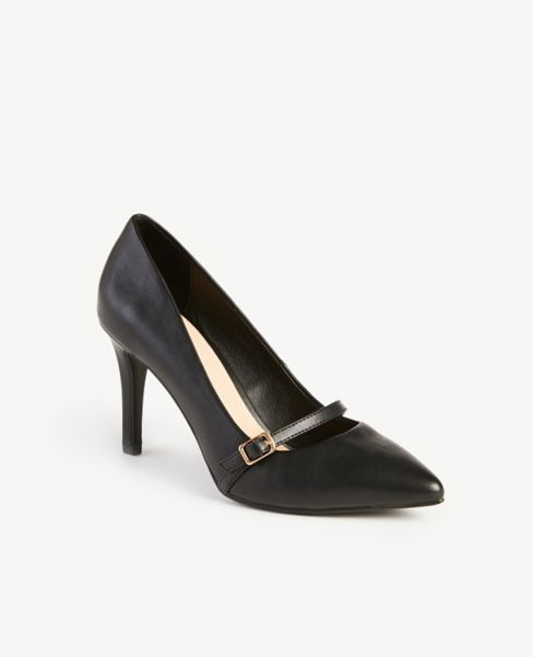 Ann Taylor Mary Jane Pumps