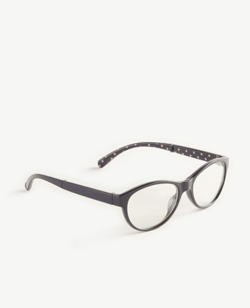 Ann Taylor Dotted Foldable Reading Glasses